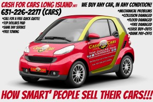 Cash For Cars Long Island, Sell Car, Junk Car Removal